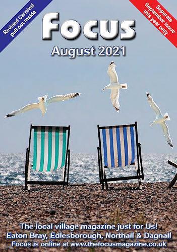 Focus Magazine - August 2021