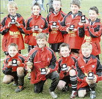 Eaton Bray Lions - U10 cup final winners