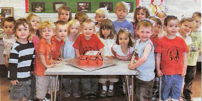 Pre-school celebrates its 40th birthday