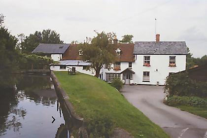 Image of Bellows Mill, Mr K W Newland, 26 September 1980