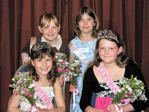 Carnival Queen 2008