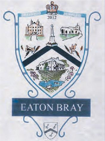 Eaton Bray Village Sign