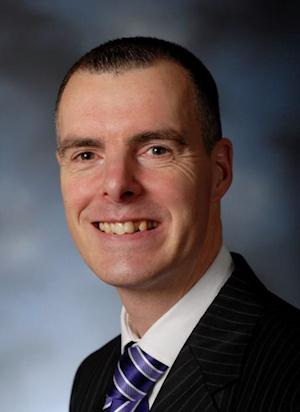 Olly Martins, Police & Crime Commissioner for Bedfordshire
