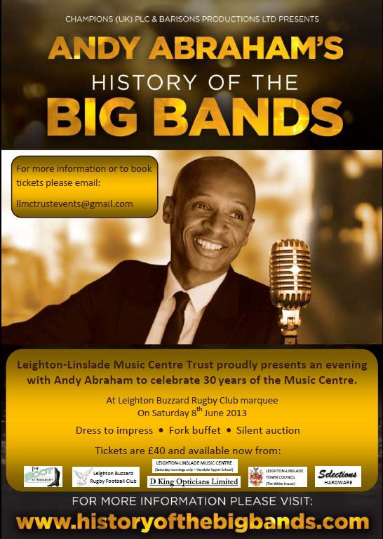 Andy Abraham's History of the Big Bands