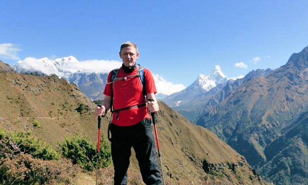 David Broddle, Mount Everest