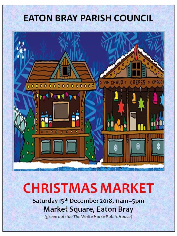 Eaton Bray Christmas Market 2018