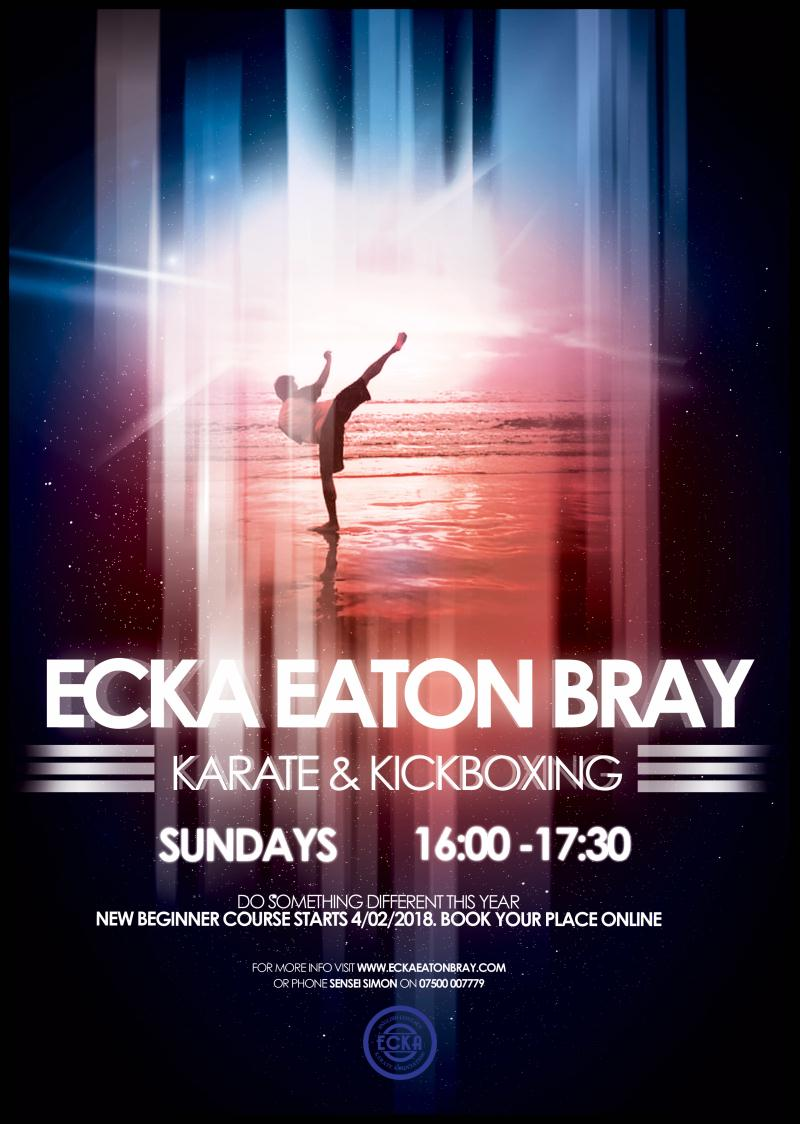ECKA Eaton Bray Club Flyer