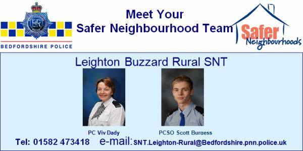 Meet the Safer Neighbourhood Team