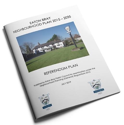 Eaton Bray Neighbourhood Plan - Public Referendum